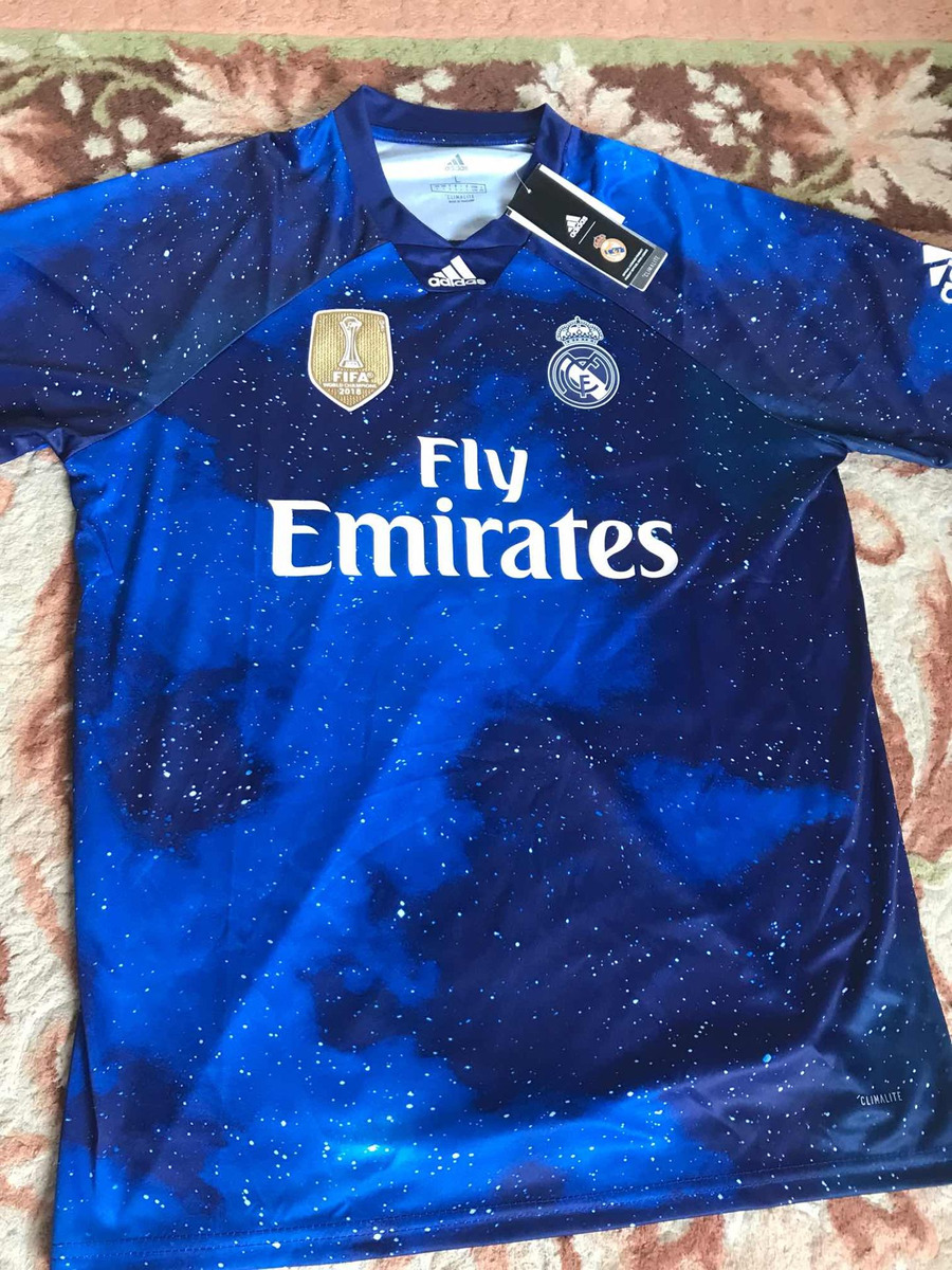 65275a60e2969 Camisa Real Madrid Ea Sports - R  160