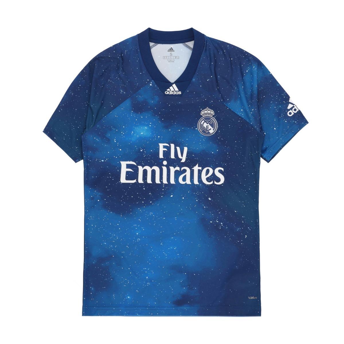 Camisa Real Madrid Ea Sports ( Pronta Entrega ) Prod. N bra - R  139 ... ed5a799b5465f