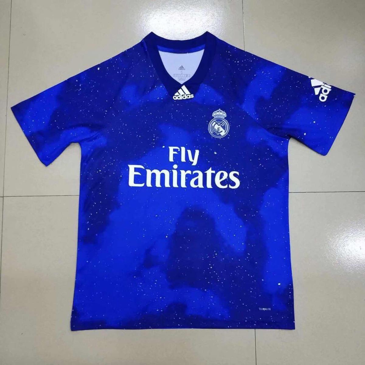 camisa real madrid edição limitada adidas x ea sports. Carregando zoom. c055cc21fbc75