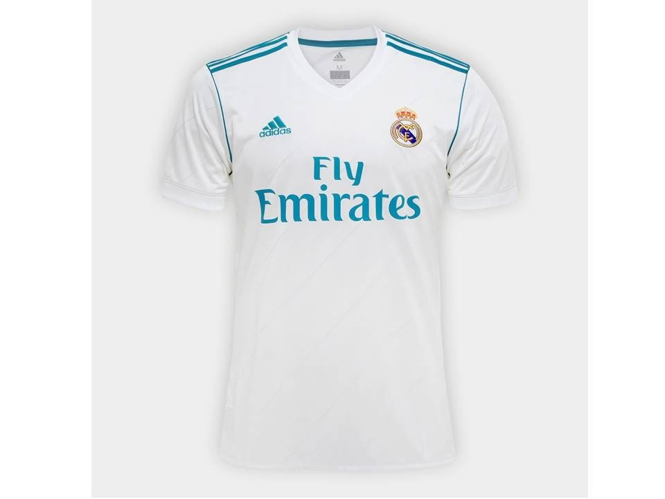 d48a15bb26bec camisa real madrid home 2018 adidas original frete grátis. Carregando zoom.