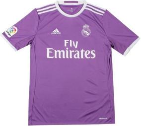 1df7f540fe Camisa Real Madrid Ii 16/17 Adidas - Camisas de Futebol no Mercado Livre  Brasil