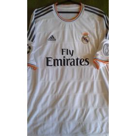 Camisa Real Madrid Intacta La Decima Conservação 10