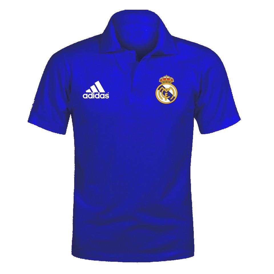 Camiseta Camisa Polo Real Madrid Time Futebol Cr7 Ronald - R  49 d17d287acda37