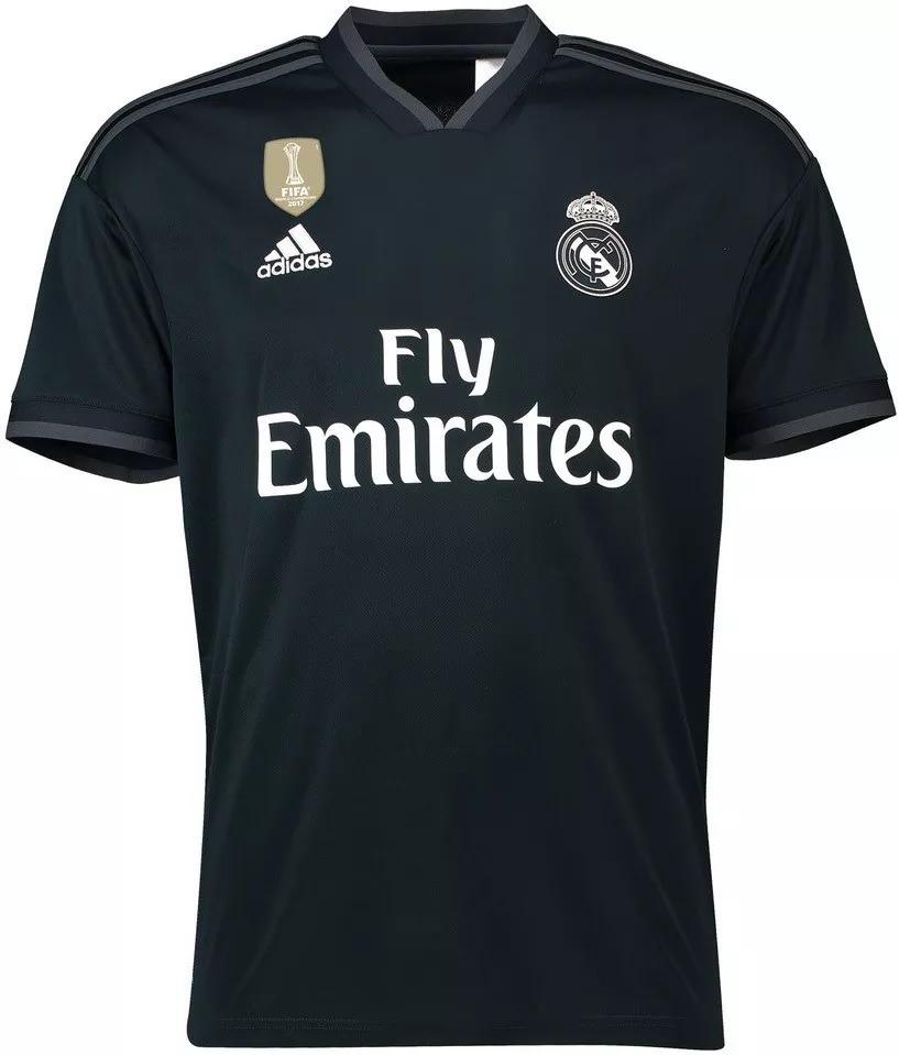 0e0d5184 camisa real madrid - uniforme 2 - 2018-2019 - frete grátis. Carregando zoom.