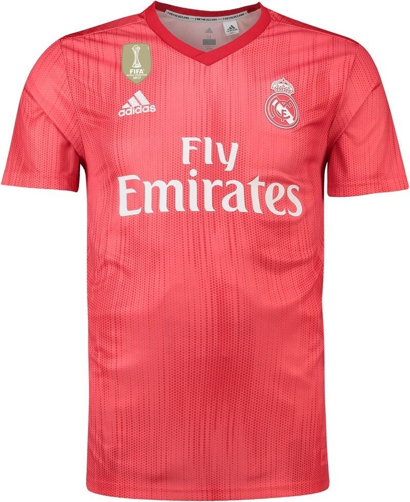 ee5f3938864d1 camisa real madrid - uniforme 3 - 2018   2019 - frete grátis. Carregando  zoom.