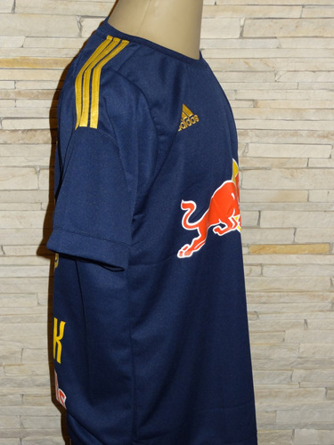 camisa red bull new york azul 2015