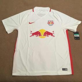 a51e6a1cd4d36 Camisa Red Bull Salzburg Austria - Futebol com Ofertas Incríveis no Mercado  Livre Brasil