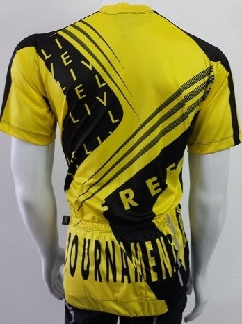 camisa refactor tornado amarela gg