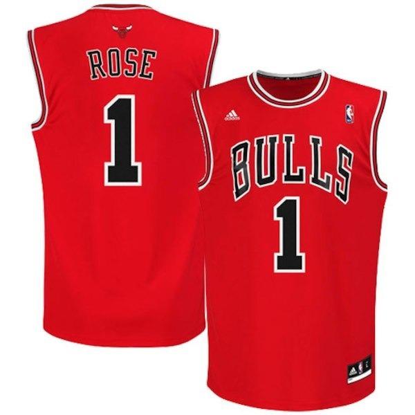 d51a06c145a54 Camisa Regata adidas Nba Chicago Bulls Rose Original G - R  139