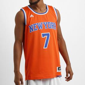 6aa64855bc Camisa New York Knicks Branca - Basquete no Mercado Livre Brasil