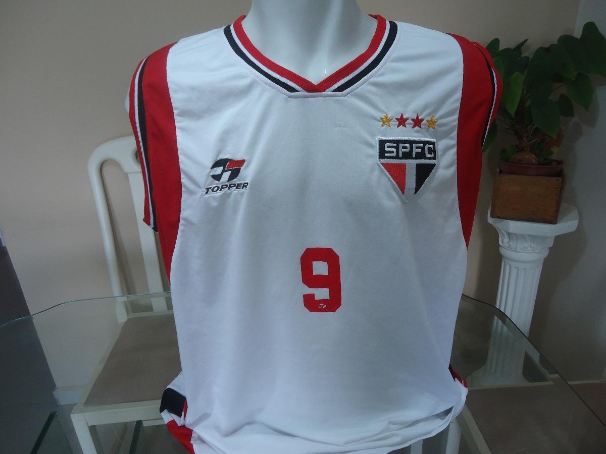 cb4f74d3d6a74 camisa regata basquete são paulo f.c. topper de jogo ( 308). Carregando  zoom.