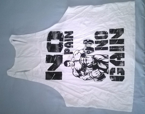 camisa regata de treino