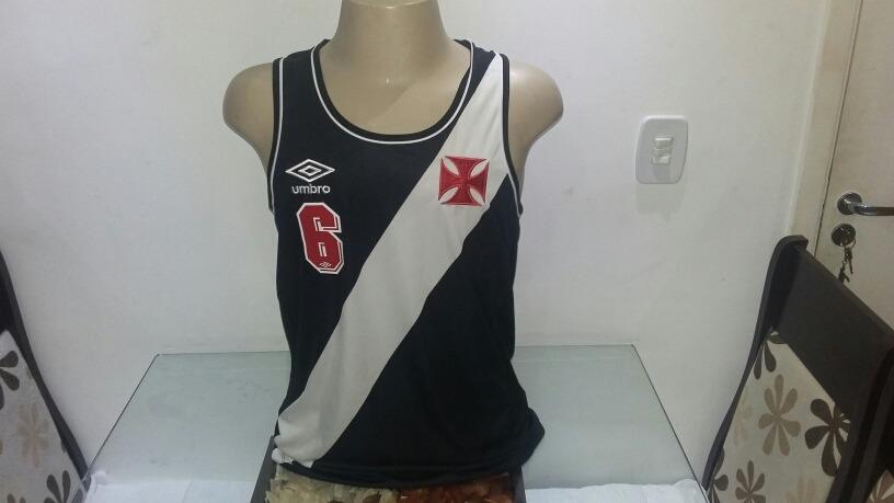 52ecc8fb054ee Camisa Regata Do Vasco  6 - Basquete   Umbro - Charles Byrd - R  180 ...