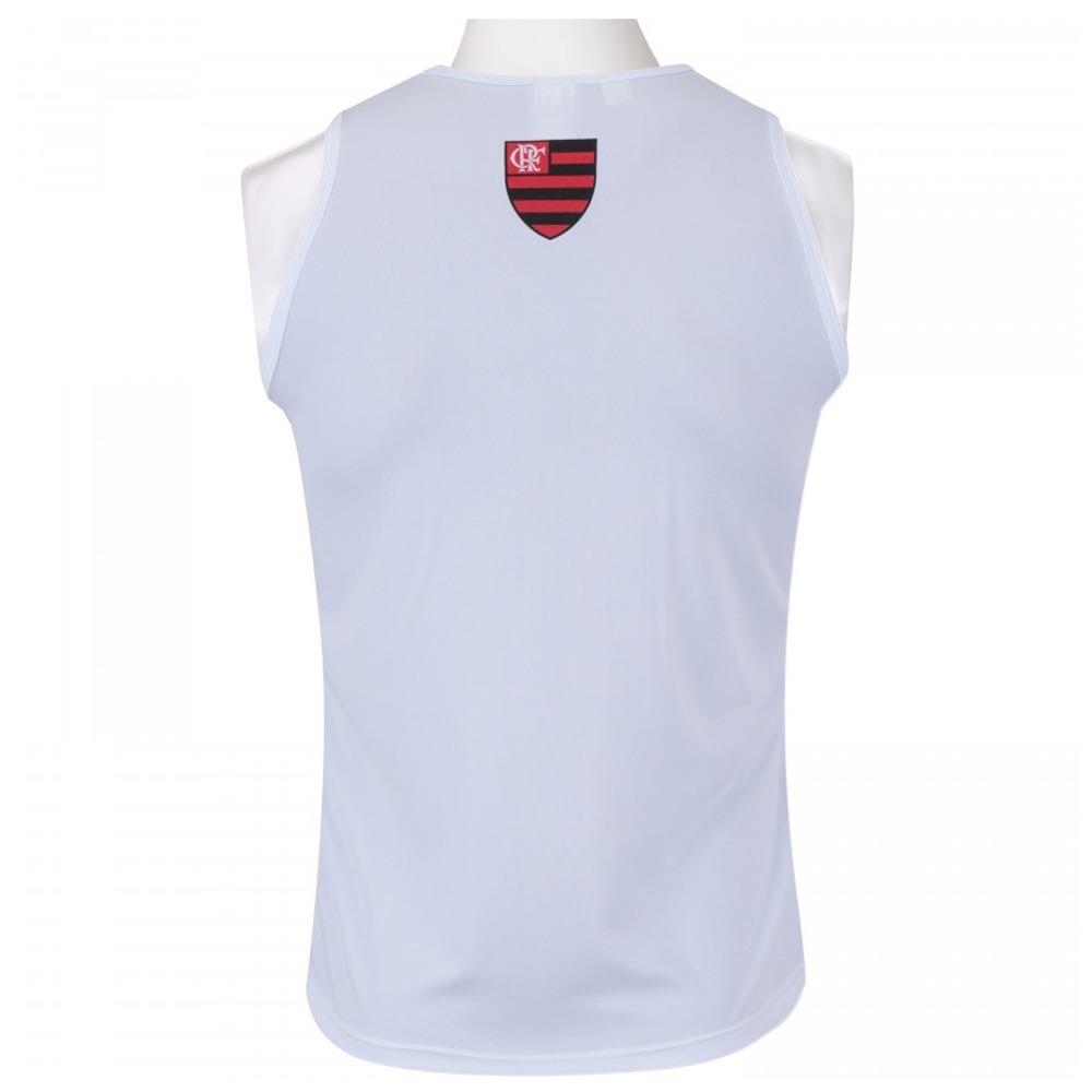 56dc2fd48f camisa regata flamengo branca oficial cover braziline. Carregando zoom.