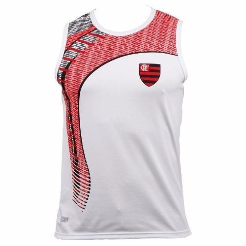 d2d6e73f9c552 Camisa Regata Flamengo Frame Braziline - R  48