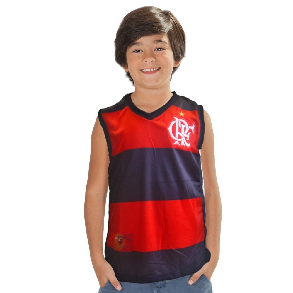 camisa regata infantil flamengo oficial juvenil flabasquete. Carregando  zoom. eb81c046f8a74