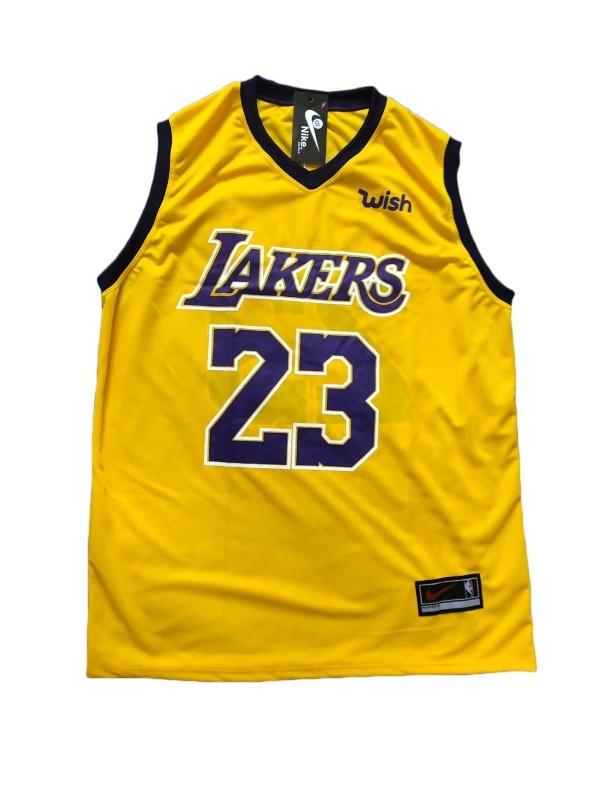 camisa regata lakers basquete nba camiseta time. Carregando zoom. c8e9b34d907e7