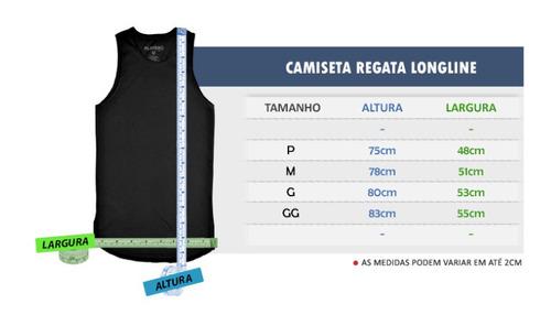 Camisa Regata Longline Dj Martin Garrix Tumblr Tomorrowland