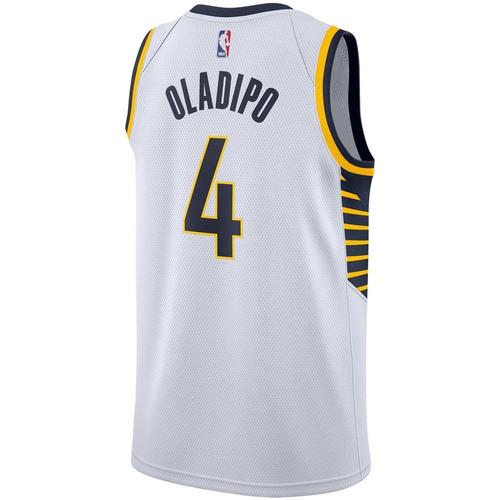 a88e54ab7 Camisa Regata Nba Basquete Indiana Pacers  4 Oladipo - R  199