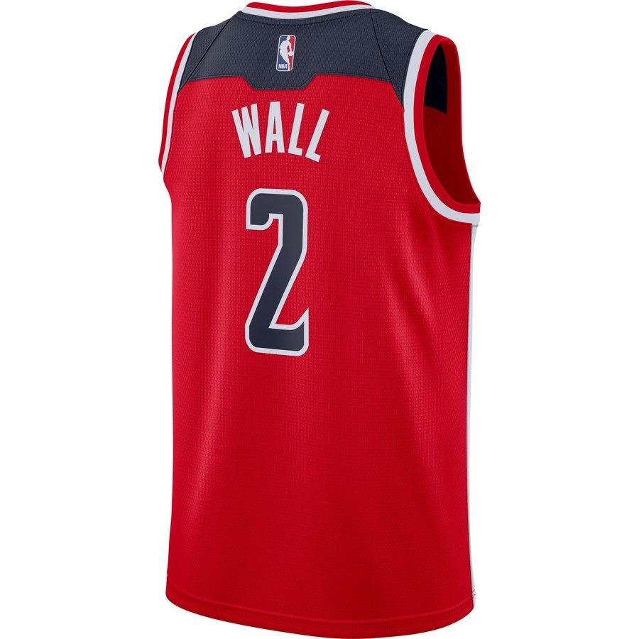 f2fcdfee1 camisa regata nba basquete washington wizards  2 wall. Carregando zoom.