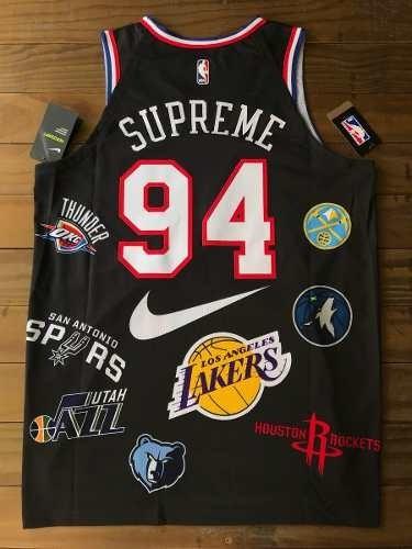 Camisa Regata Nikelab Supreme X Nba - R  1.299 efb45b23d23df