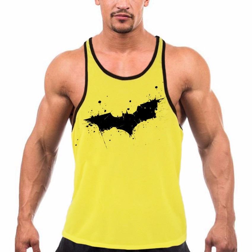 be67364d144b2 camisa regata super cavada musculação treino academia batman. Carregando  zoom.