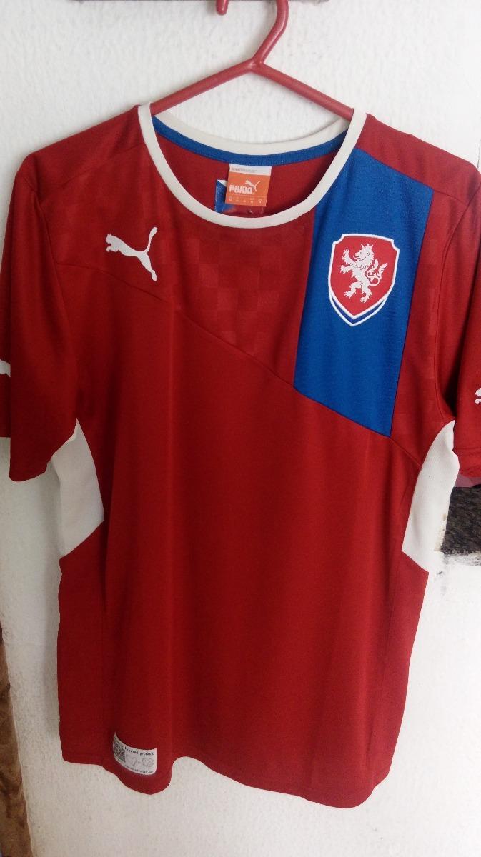 240f02f9ed89e camisa república tcheca   m puma linda. Carregando zoom.