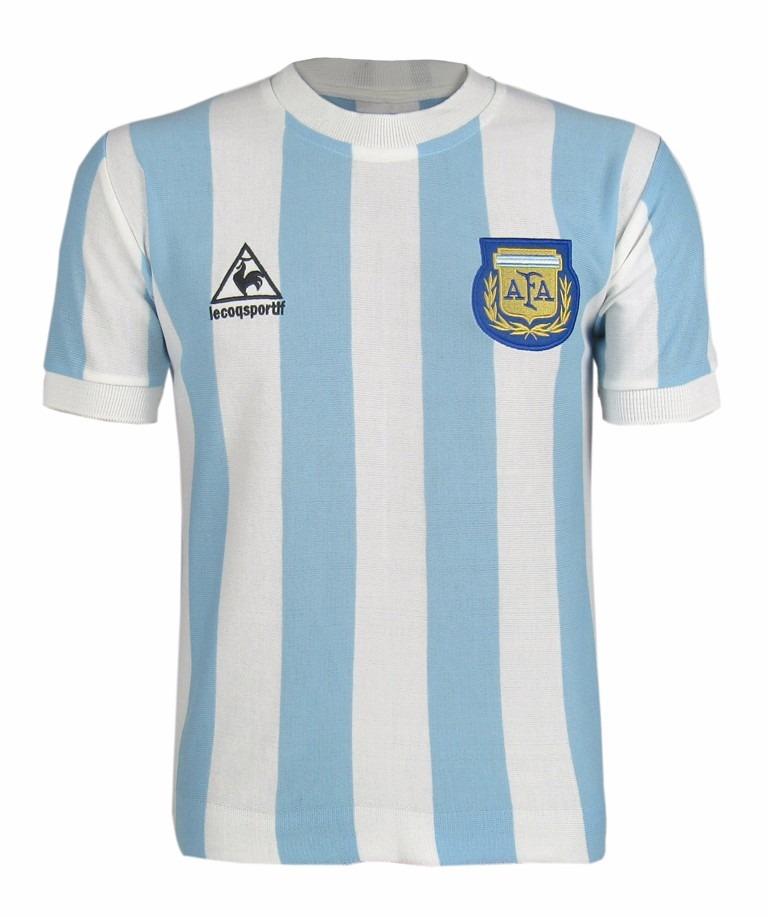 camisa retrô argentina 1986 home. Carregando zoom. 6ea728b9d22d4