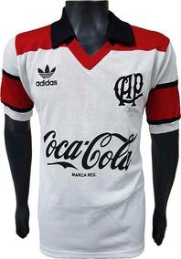 78443907180 Camisa Retrô Atlético Pr 1993 adidas Feminina - Baby Look