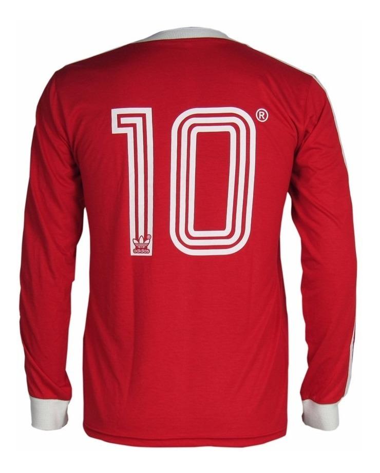 033336ac45 Camisa Retrô Bayern De Munique Anos 80 - R$ 149,00 em Mercado Livre