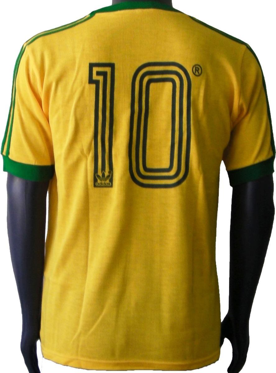 1f99012f45 camisa retrô brasil 1978 amarela. Carregando zoom.