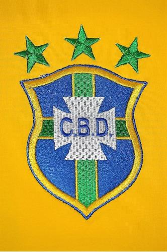 camisa retrô brasil seleção brasileira 1978 - 100% algodão !