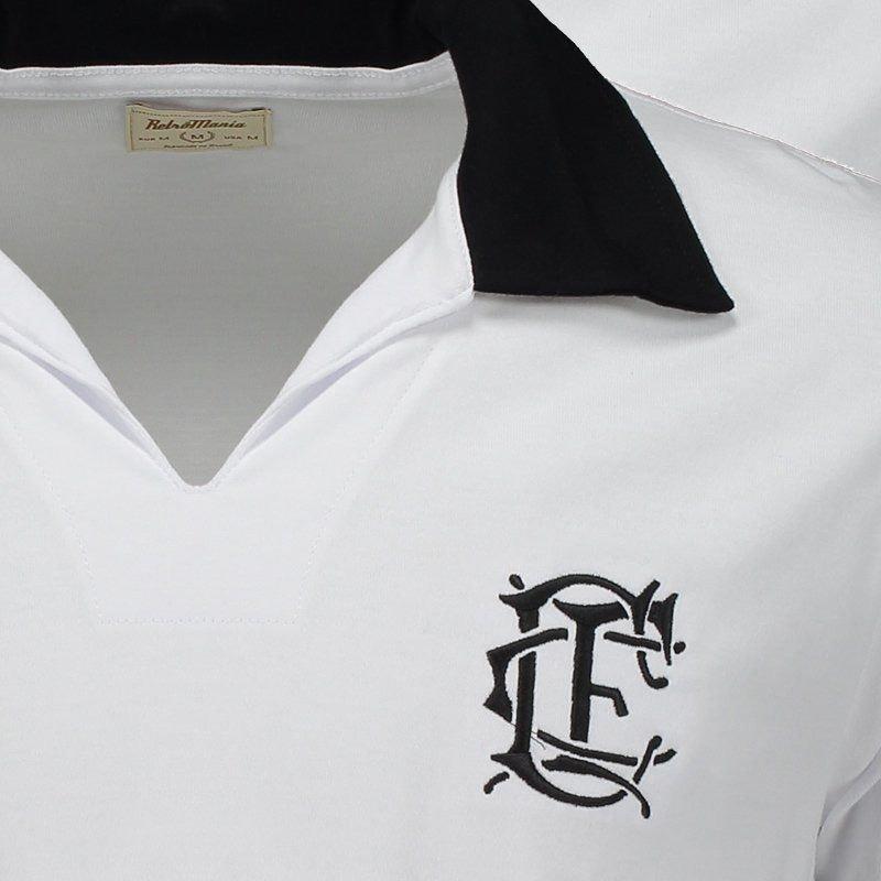 camisa retrô corinthian casual 1910 branca. Carregando zoom. 99680f1617800