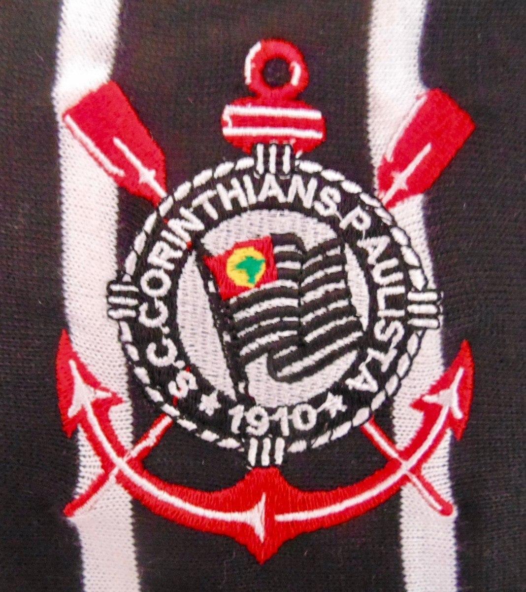 camisa retrô corinthians 1988 kalunga - pronta entrega ! ! ! Carregando zoom . 15747e3914d57