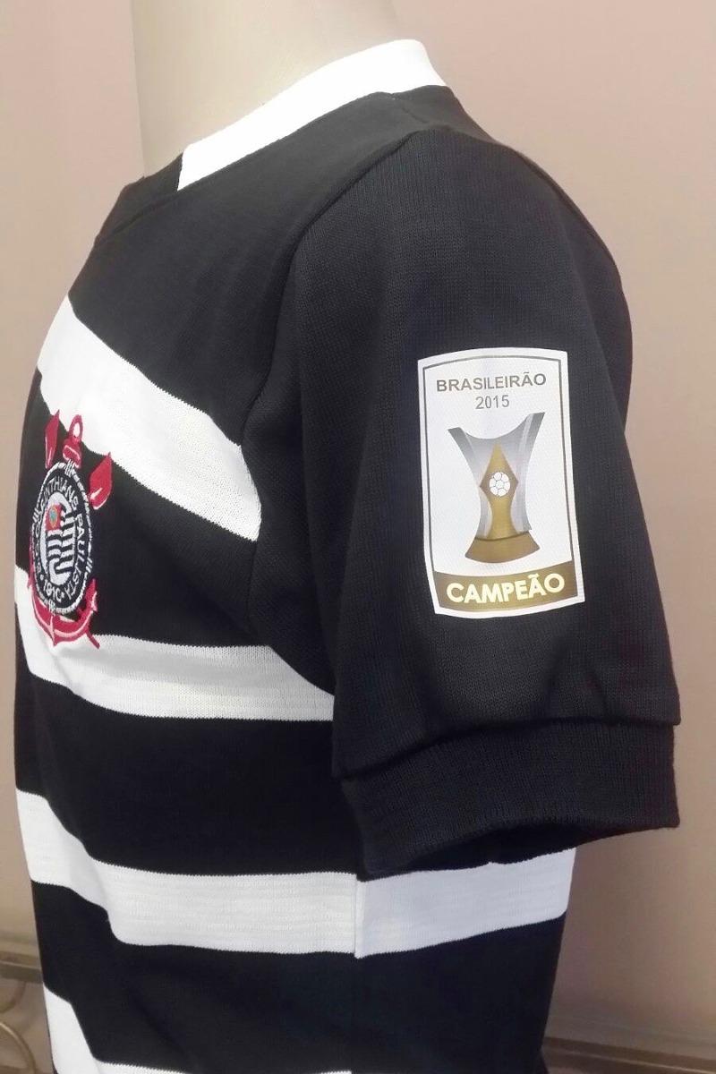 dd20a3c856 camisa retrô corinthians hexa campeão 2015 - manto sagrado. Carregando zoom.