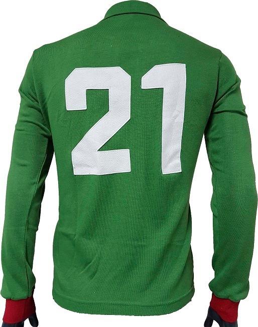 85bf31b50c5a0 Camisa Retrô Cruzeiro 1921 Palestra Itália Verde Manga Longa - R ...