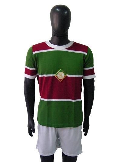 6a18fb2fe2a88 Camisa Retrô Cruzeiro 1940 Palestra Itália Verde - R$ 139,00 em ...