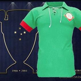 e7aa93a572b3c Camisa Cruzeiro Palestra Italia Cruzeiro - Camisetas Masculinas com o  Melhores Preços no Mercado Livre Brasil