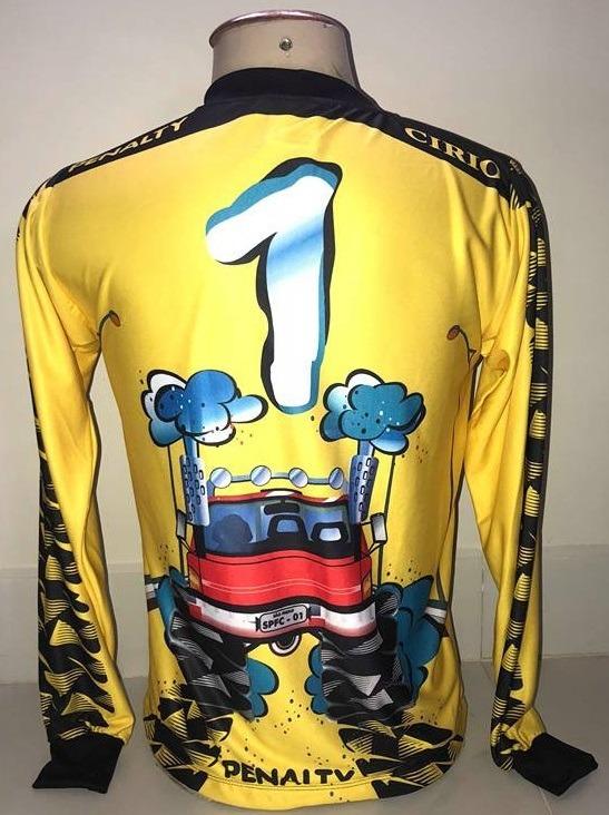 465ffdf62 Camisa Retrô Do São Paulo Modelo 1999 Do Rógerio Ceni - R  199