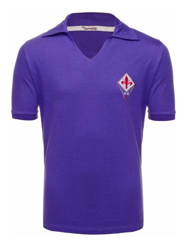 camisa retrô - fiorentina