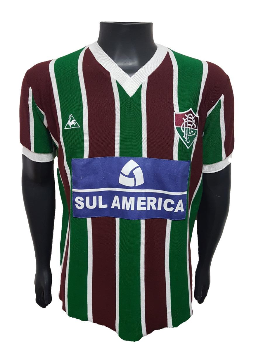 camisa retrô fluminense 1984 sulamérica - pronta entrega. Carregando zoom. 90279d51ce99b