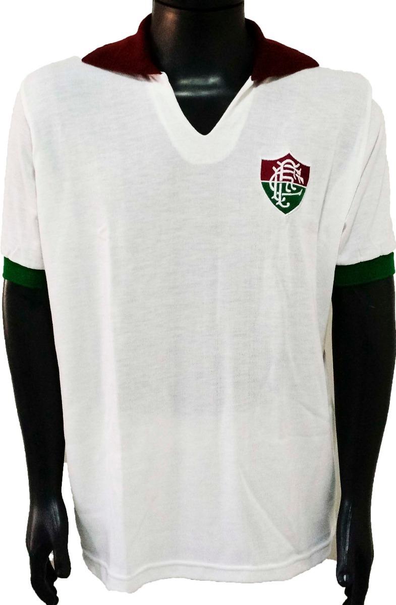 camisa retrô fluminense 1987 branca + nome. Carregando zoom. c6a58de654d0b