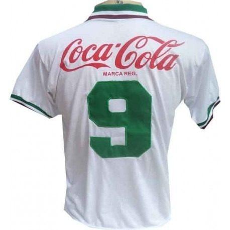Camisa Retrô Fluminense Branca Eg  38c266a12bb8f