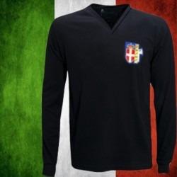 Camisa Retrô Goleiro Italia Preta Ml -1934 - R  129 c25f05d514193
