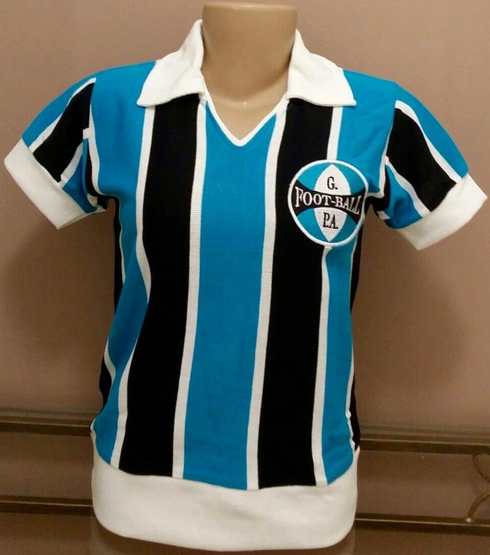 0261a5b89a camisa retrô grêmio feminina baby look 1955 - manto sagrado. Carregando zoom .