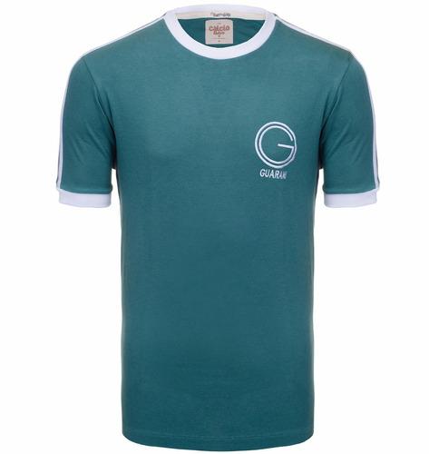 camisa retrô - guarani 1978