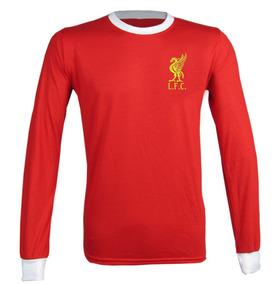 a7f02ba662 Camisa Liverpool Kids - Camisetas Masculinas com o Melhores Preços no  Mercado Livre Brasil