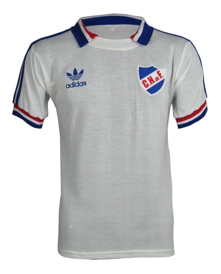 86a7f5832d Camisa Retrô Nacional Do Uruguai - R$ 139,00 em Mercado Livre