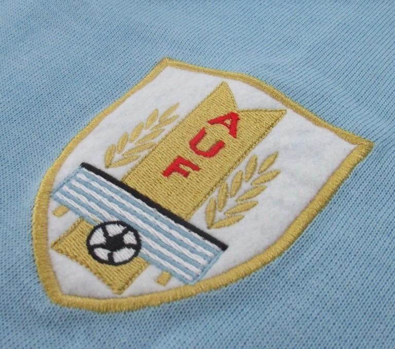 Resultado de imagem para camiseta  uruguai 1986