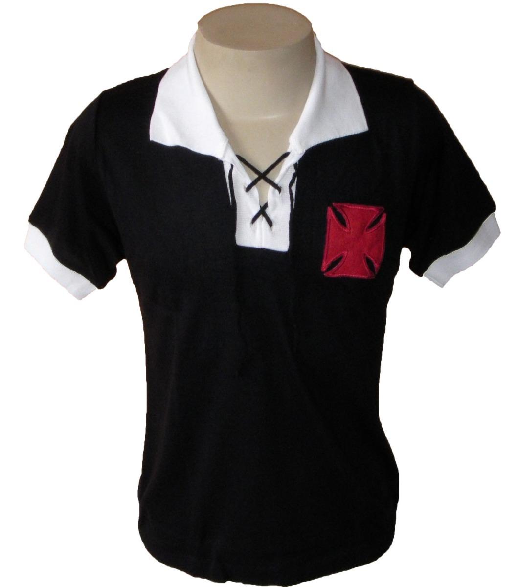 camisa retrô vasco 1920 - tamanho especial. Carregando zoom. 154b93de68255